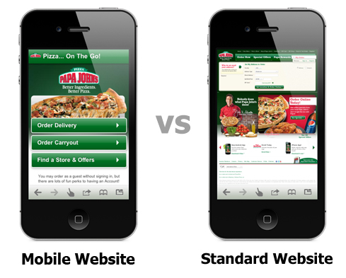 Mobile apps for small businesses your brand on everyones phone - Cdiscount site standard ...